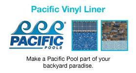 pacific pool vinyl
