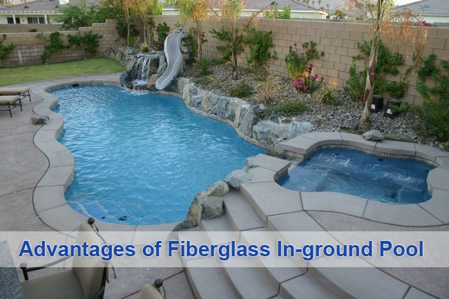 Why Choose A Fiberglass In Ground Pool