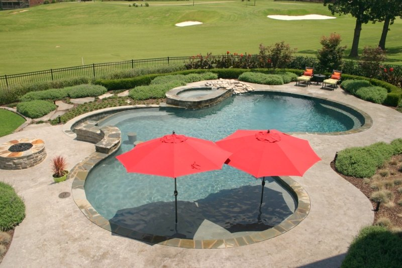 Custom Design Pools amazing infinity pools inmyinterior pool free pool design software pool house designs pool Burton Creativ Design Pool 2