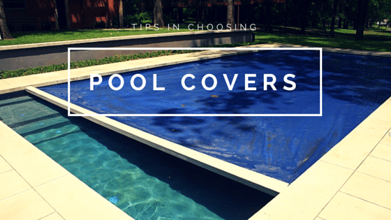How to Choose Swimming Pool Covers