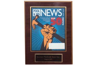 2007 Top 50 Builder