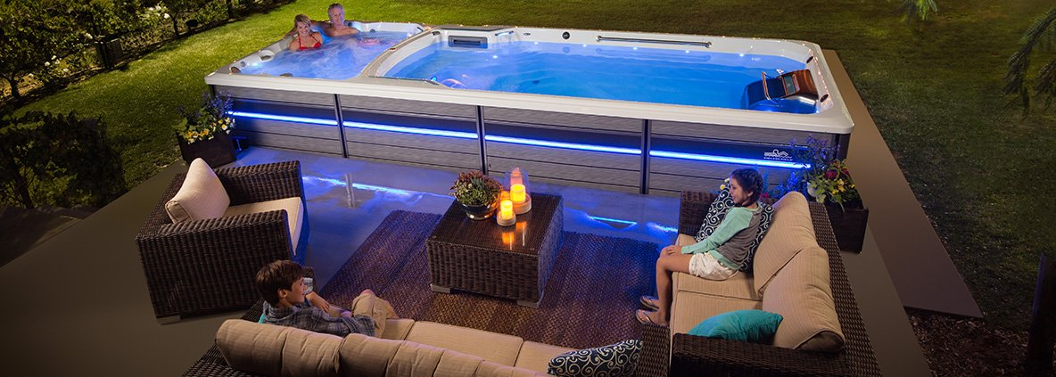 Swim Spas Fort Smith | NW Arkansas Hot Tubs Springdale