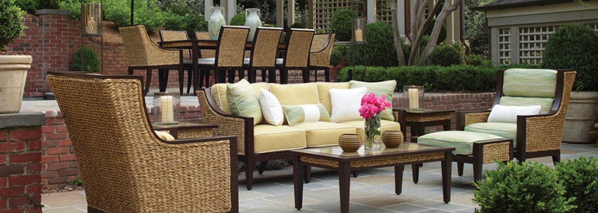 Patio Furniture Springdale | NW Arkansas Outdoor Living ... on Outdoor Living Spaces Nw id=16295