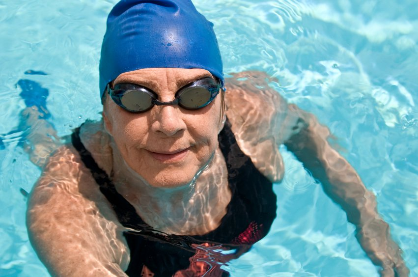 Endless Pools Are the Perfect Way to Get in Shape Regardless of Age
