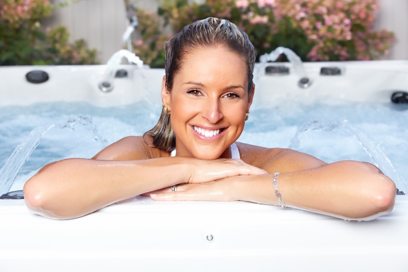Get the Heart Healthy Benefits of a Hot Tub This Valentine's Day