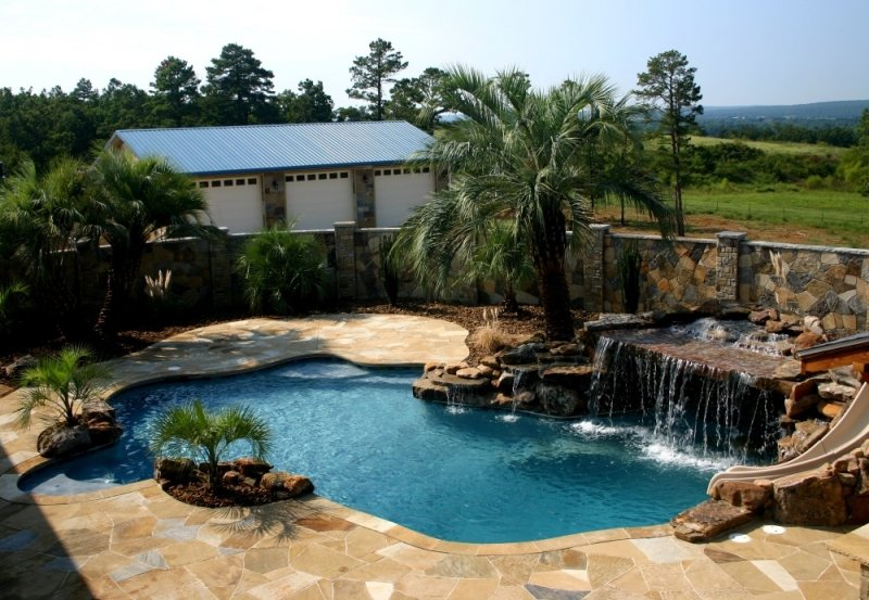 Owning A Pool fort smith custom swimming pool northwest arkansas pool builder