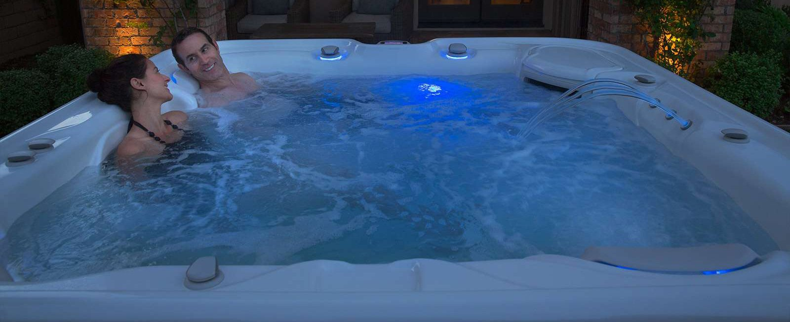 The Health Benefits of a Hot Tub or Spa