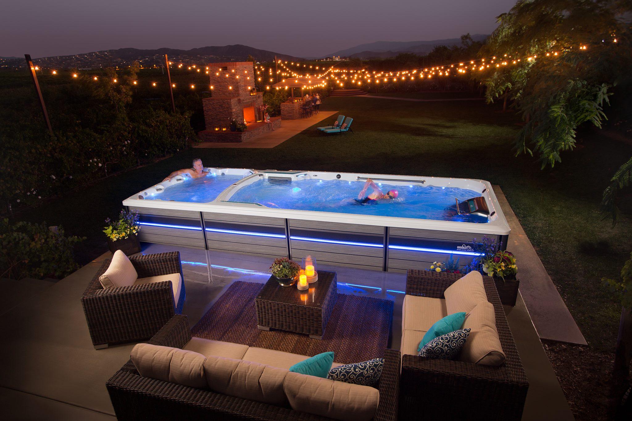 Hot Springs Spas | Burton Pools and Spas